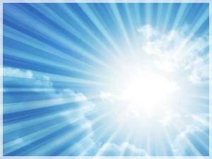 紫外線と近赤外線