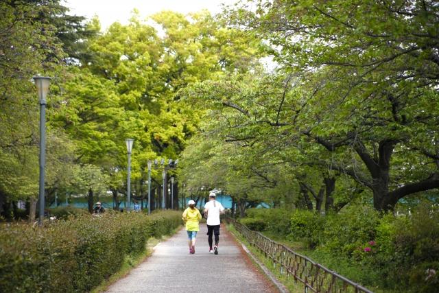 ランニング ジョギング