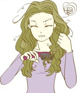 髪と頭皮のエイジングサイン